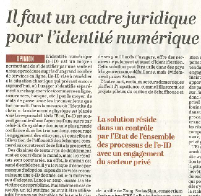 LT-04062019- il faut un cadre juridique pour l'identité numérique